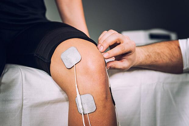 TENS-Elektrotherapie